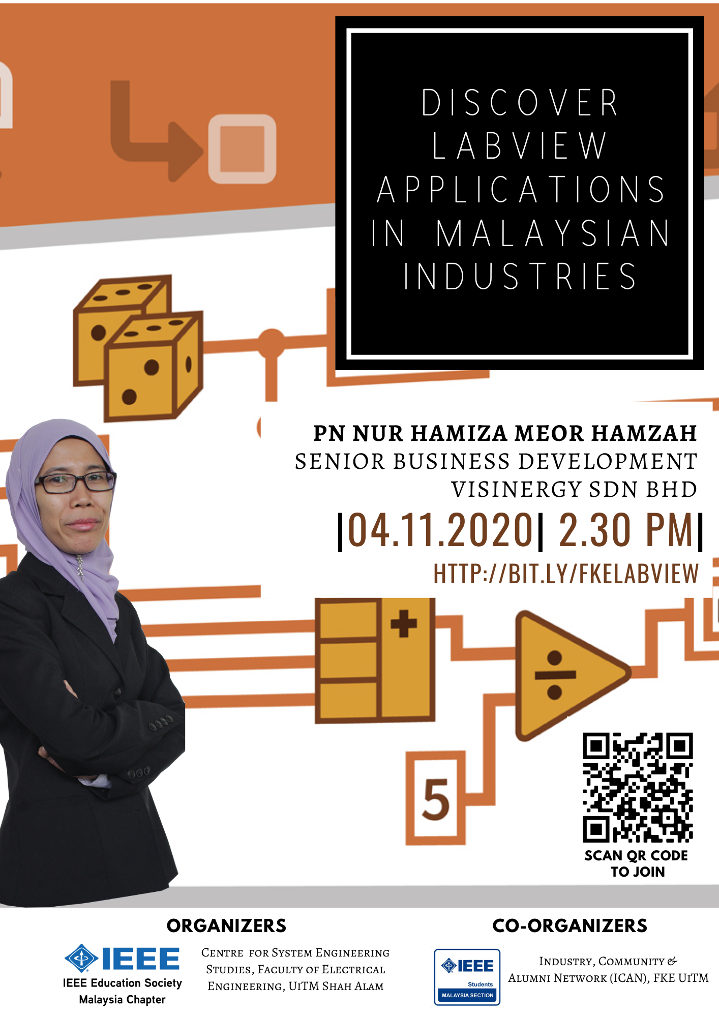 Discover LABVIEW Applications in Malaysian Industries